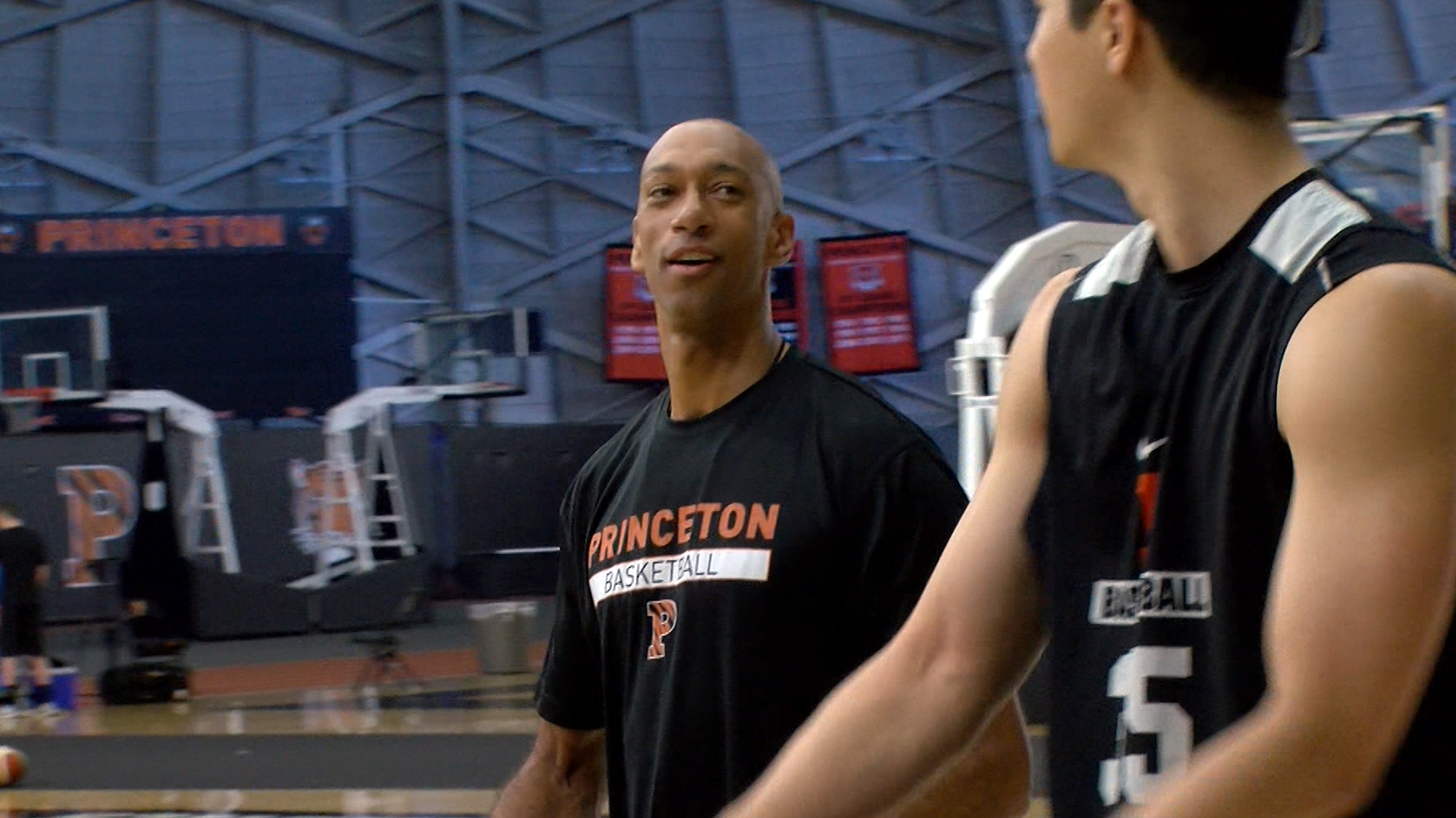 FEATURE Back to Basketball Kerry Kittles GoPrincetonTigers